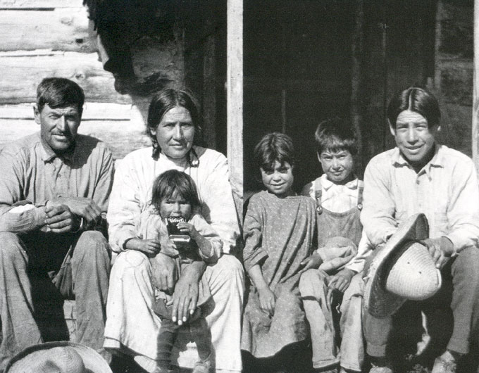 The Cheyenne Indians: Family